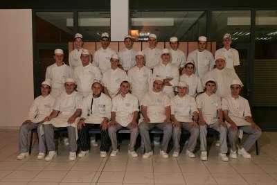 Les 22 finalistes 2006